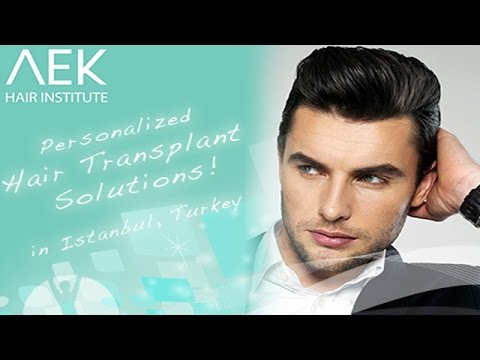 Hair Transplant Surgery in Turkey - FUE Hair Transplant
