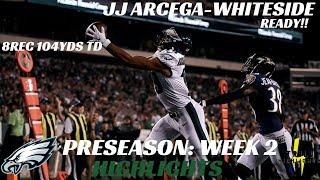 JJ Arcega-Whiteside Preseason Week 3 Highlights | Next Up 08.22.2019