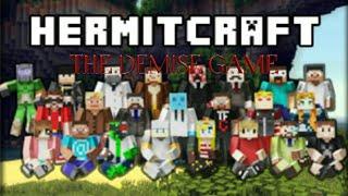 HERMITCRAFT : THE DEMISE GAME ( PARODY OF HERMITCRAFT)  TRAILER