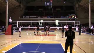 Championship against Lowell 11/13/15 Fourth Set