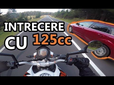 (Motor)Bike Naked-ul perfect pentru A1 - KTM DUKE 125
