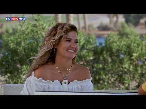 لقاء خاص مع الفنانة المصرية هنا شيحة  - 13:58-2019 / 10 / 14