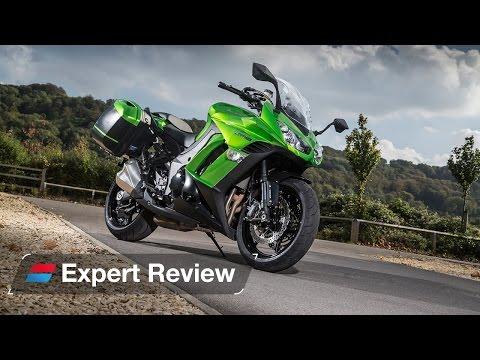 2014 Kawasaki Z1000SX Tourer bike review
