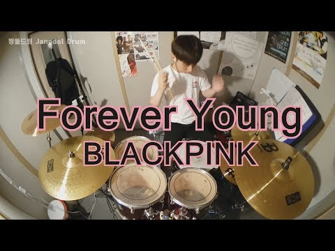 BLACKPINK-Forever Young /