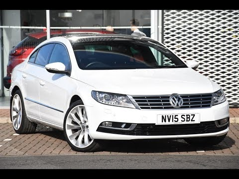 Used Volkswagen Cc 2.0 TDI 177 BlueMotion Tech GT 4dr DSG Coupe