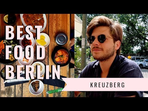 Berlin, Kreuzberg - Best Breakfast, Lunch & Dinner
