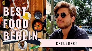 Berlin, Kreuzberg - Best Breakfast, Lunch & Dinner