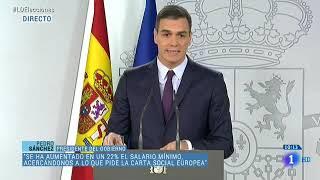 Un llorica Pedro Sánchez anuncia elecciones ante el desprecio del pueblo español