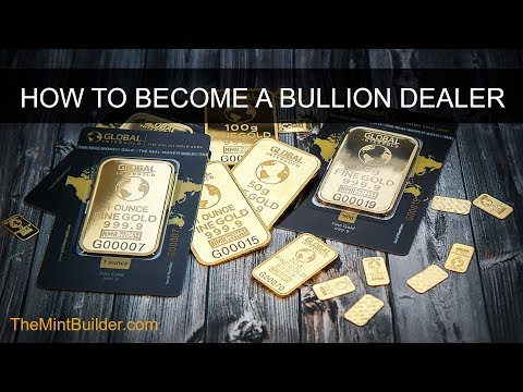 How To Become A Bullion Dealer - MUST SEE PROFITS Video