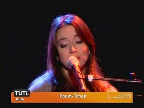Poum Tchak - Marine Futin (Live)