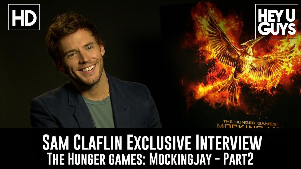 Sam Claflin Exclusive Interview