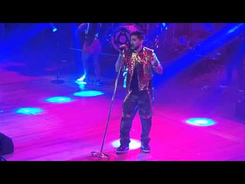 Adam Lambert TOH tour Auckland 1-22-16 (#5) TL/TOH/NCOE/LD/LMD/SHADY/FEVER