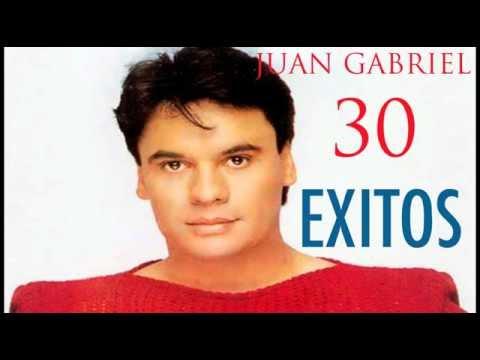 ► JUAN GABRIEL EXITOS 30  ►◄ GRANDES EXITOS MIX [ NEW SONG ] ◄