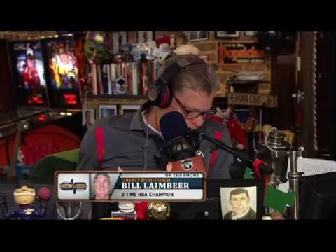 Bill Laimbeer on The Dan Patrick Show (Full Interview) 5/28/15