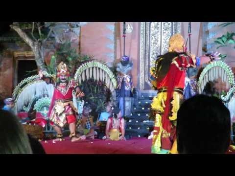 Bali - Ubud Palace - Sunda Upusunda Dance 3