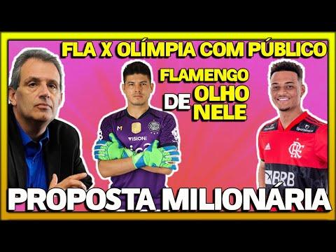 FLAMENGO DE OLHO