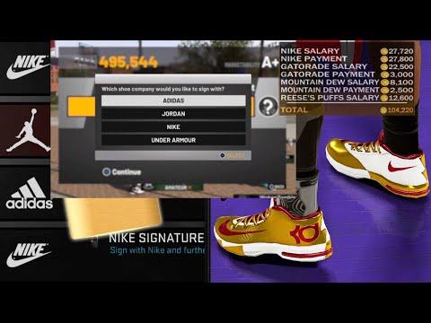 NBA 2K19 ** NEW ADIDAS SHOE IN 2K19 ** CUSTOM SHOES | HOW TO CREATE THE ADIDAS REACT