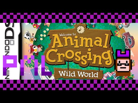 Animal Crossing:Wild World Review