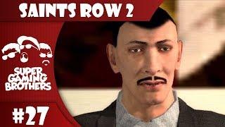 SGB Play: Saints Row 2 - Part 27 | Always the Crowd Pleaser