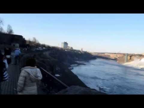 Niagara Falls early Spring 2014