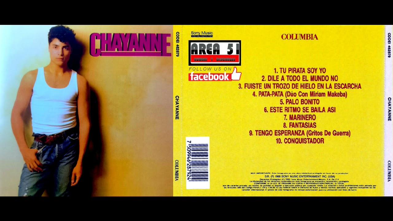Chayanne - Tu Pirata Soy Yo