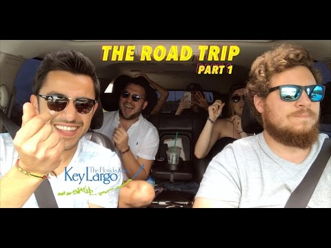 We took a road trip to Key Largo with some good friends