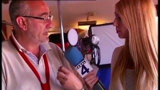 Entrevista a Pere Larrègula - Curolles - Canal 4 Mallorca