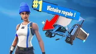 TOP1 WITH THE NEW FREE TENUE (Royal Fortnite battle)