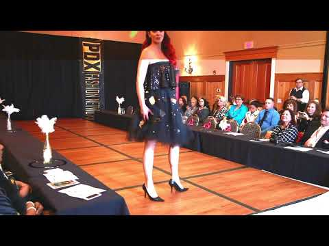 Tulleon Lace  - Runway - PDX Fashion Network