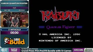 Kabuki Quantum Fighter by mithical9 in 10:44 - Awesome Games Done Quick 2017 - Part 71