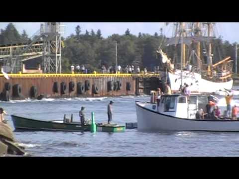 Pugwash Harbour Fest Boat Races July 28th 2012