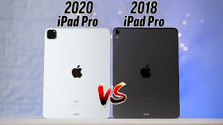 2020 iPad Pro vs 2018 iPad Pro - Every Difference Tested