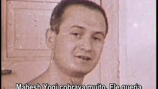 Yuri Bezmenov falando a respeito da meditação