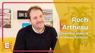 Entertainment Lab | Roch Artheau, directeur associé d'Artheau Aviation