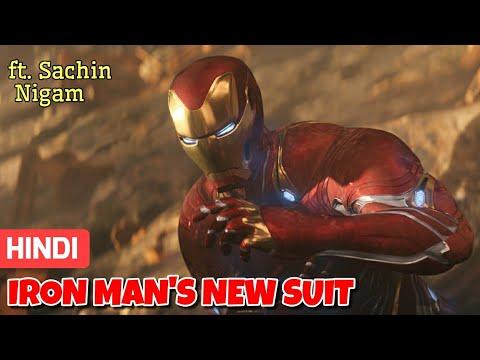 Iron Man Bleeding Edge Armor in Hindi