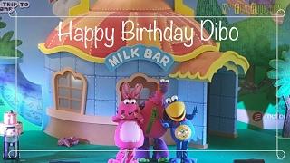 Happy Birthday Dibo The Gift Dragon| Easter Trip to Cozy Land