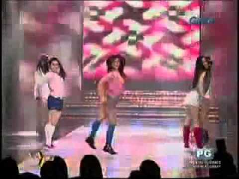 Party Pilipinas (Happy PP) - Joyce, Lexi, Bea in Sayaw Pilipinas