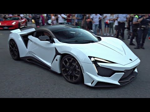 2019 W Motors' Fenyr SuperSport Exhaust Sounds | 780HP RUF 3.8 Twin Turbo Flat-Six Engine