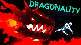 Death By Dragon Fire in Happy Room Dungeon - Dragonality