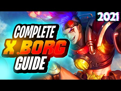 Download How to use X.BORG in Mobile Legends (2021)