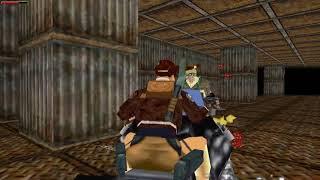 Tomb Raider: Theft of the Dagger of Xian (Niveles de autor). Nivel 15: The Temple of Xian (1/1)