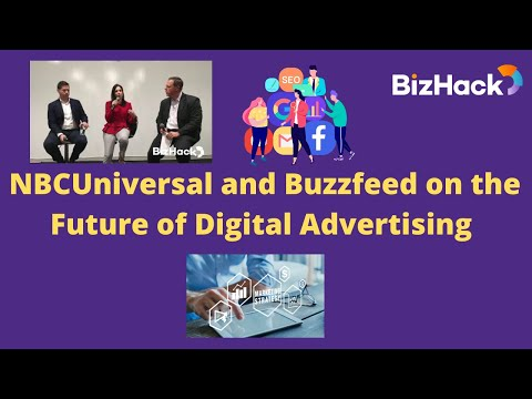 Live: NBCUniversal and Buzzfeed on the Future of Digital Advertising