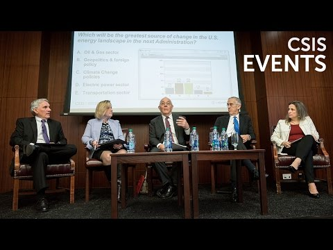 Global Security Forum 2016: Energy and Climate Challenges for the Next Administration