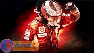 10 Richest Formula 1 Drivers In The World | TOP10slive