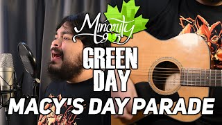 Green Day - Macy's Day Parade (Acoustic-ish Cover by Minority 905)