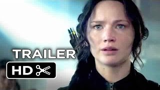 The Hunger Games: Mockingjay - Part 2 Official Trailer #2 (2014) - THG Movie HD
