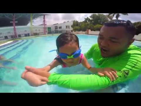 Dive Buddy Preschool Swim Lesson at Pusat Akuatik Darul Ehsan