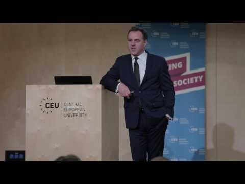 Niall Ferguson - Open Society and 21st Century Globalisation, May 22, 2017