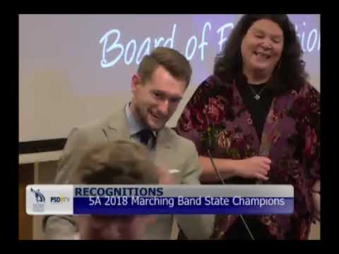 Board of Education Recognitions | Poudre School District
