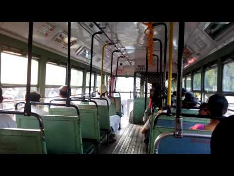 mumbai best bus from inside